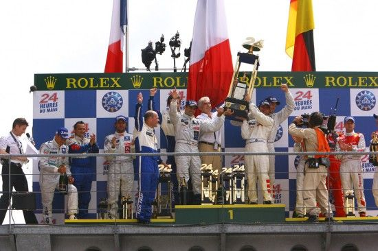 24 Horas de Le Mans 2009: victoria del Peugeot 908 de Marc Gené