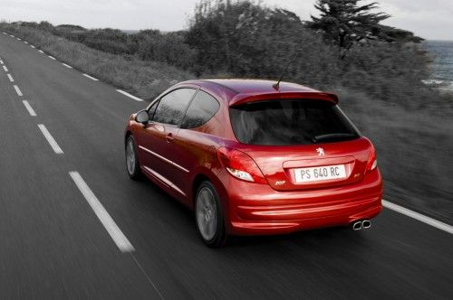 Nuevo Peugeot 207 RC 2010
