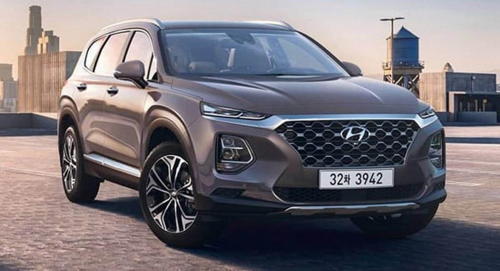 Premiere del Hyundai Santa Fe de cuarta generación en Corea