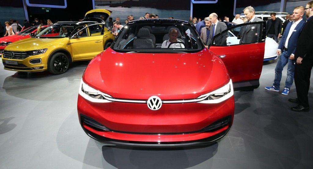 Los Volkswagen eléctricos se inspirarán en el estilo minimalista de Apple