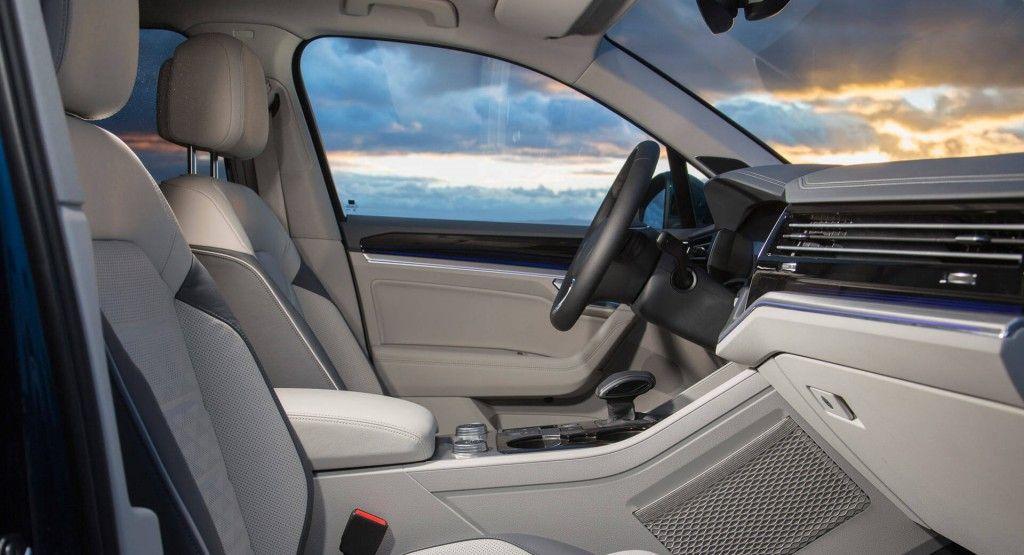 El Touareg 2019 de Volkswagen con más tecnología que nunca