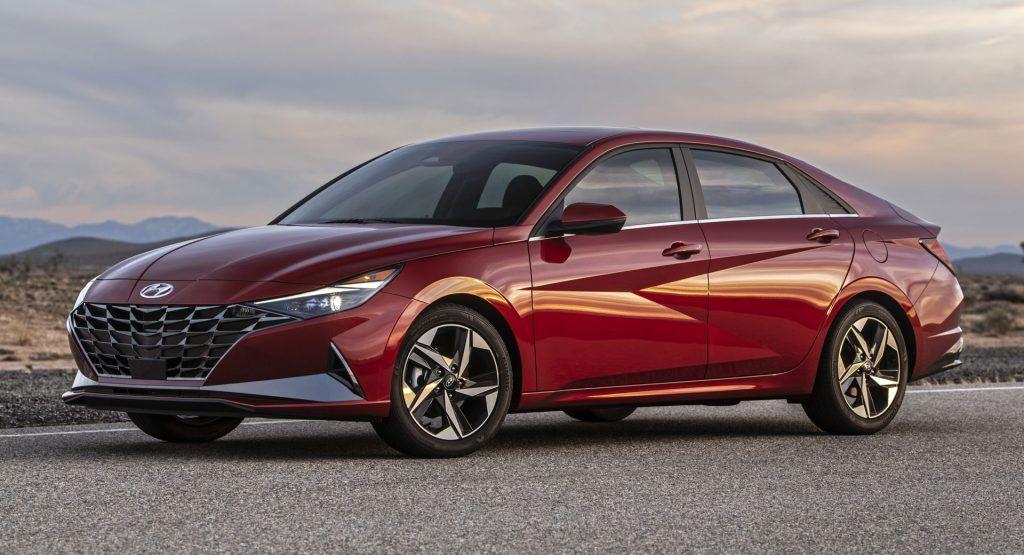 El Hyundai Elantra 2021 será un modelo coupé con nueva versión híbrida