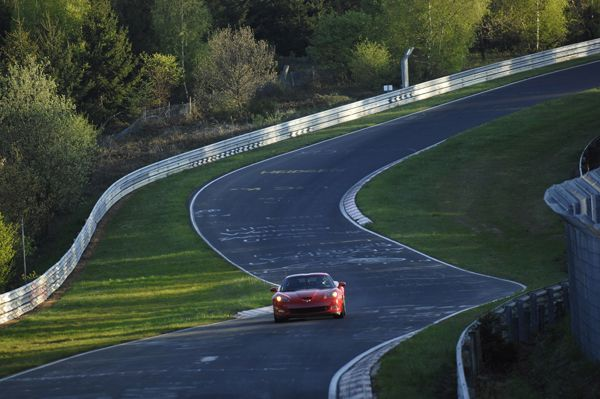 Nürburgring Nordschleife, en grave peligro