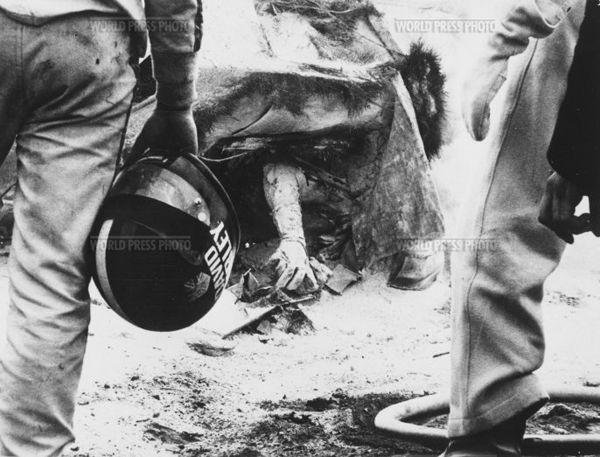 David Purley, el héroe de la tragedia de Zandvoort '73