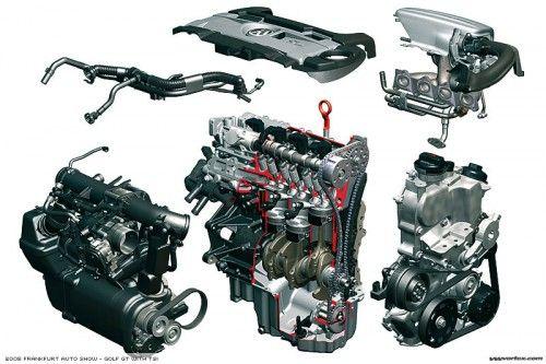 Motor 1.4 TSI de VW, premiado con el International Engine Of The Year 2009