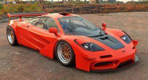 ¿Cómo sería un McLaren Senna construido en 1995?