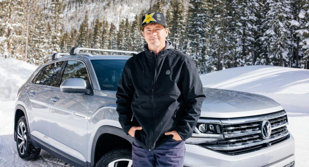 Los 6 consejos para conducir en invierno de todo un campeón de RallyCross
