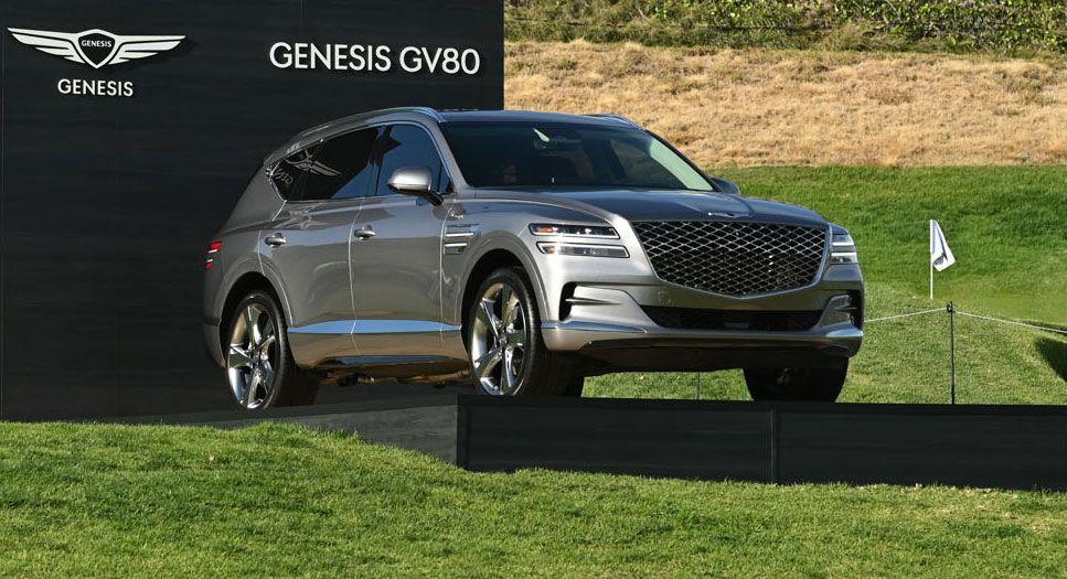 El accidente de Tiger Woods pone el foco en la seguridad de los SUV Genesis